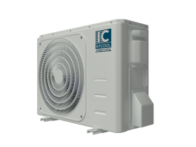 Компрессорно-конденсаторный агрегат ISTСOOL RAL 107