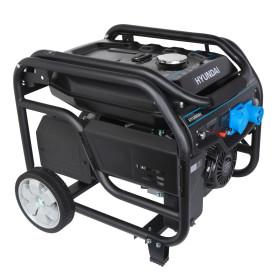 Генератор бензиновый Hyundai HHY 7050FE ATS, 5 кВт