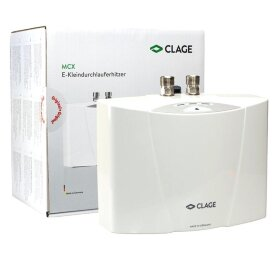 Проточный электрический водонагреватель Clage MCX 6