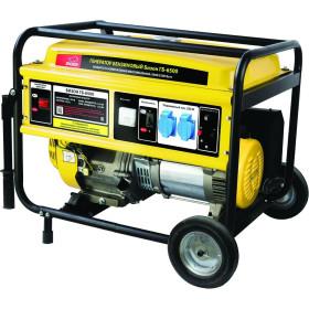 Бензиновый генератор БИЗОН ГБ-6500