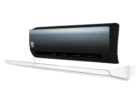 Экран для настенного кондиционера Сплит 600 мм