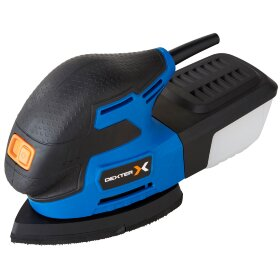 Дельташлифовальная машина Dexter 220MFS2.5, 220 Вт
