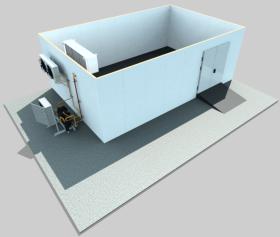 Промышленная холодильная сплит-система ISTCOOL CSM 09 PRO²