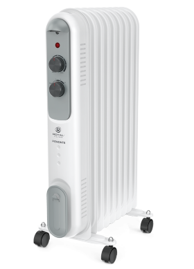 Масляный радиатор Royal Clima ROR-P9-2000M