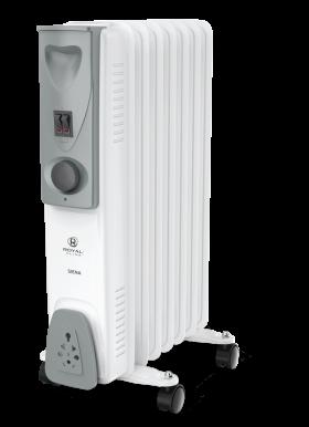 Масляный радиатор Royal Clima ROR-S7-1500M