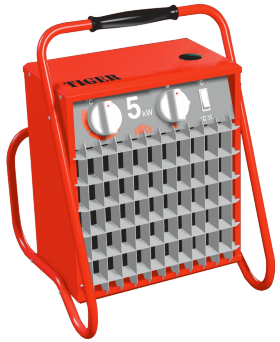 Тепловентилятор - TIGER FRICO P21