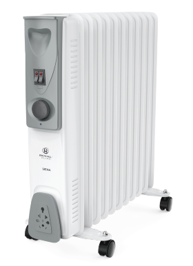 Масляный радиатор Royal Clima ROR-S11-2500M