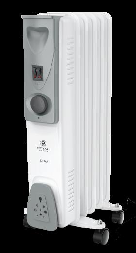 Масляный радиатор Royal Clima ROR-S5-1000M
