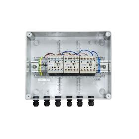 Модуль подключения влагозащищенных завес МП-WA