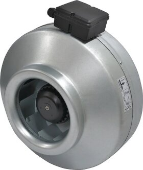 Вентилятор канальный круглый Тепломаш ВКК-160