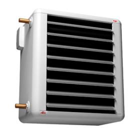 Тепловентилятор Frico SWH02 с подводом горячей воды, низким уровнем шума и интеллектуальным управлением, 4380