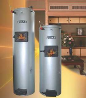 Твердотопливный котел длительного горения CANDLE S-18 kW