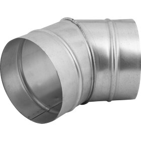 Отвод 45° без уплотнителя Ø160 мм