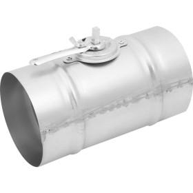 Дроссель-клапан Ø100 мм
