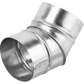 Отвод 45° без уплотнителя Ø125 мм