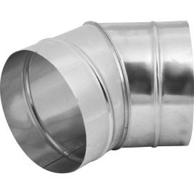 Отвод 45° без уплотнителя Ø200 мм
