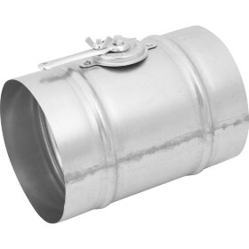 Дроссель-клапан Ø125 мм