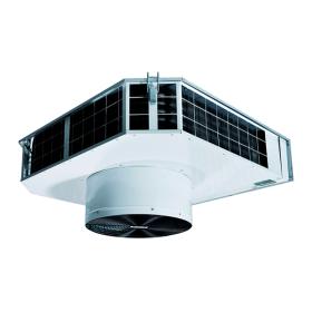 Тепловентилятор на горячей воде* - FRICO SWT02
