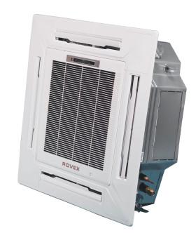 Кассетная сплит-система Rovex RB-48HR1/CCU-48HR1