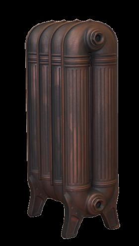 Чугунный радиатор  RETROstyle Preston - 3 секции