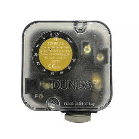 Прессостат давления газа котла Gaster N 119-289 AW (Арт.:F36400850). Аналоги Ferroli F 39813870