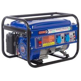Генератор гибридный газ/бензин Спец HG-2500, 2,2 кВт