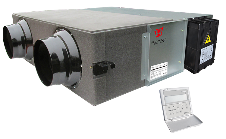 Приточно-вытяжная установка Royal Clima RCS-800-U